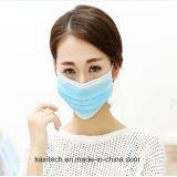 Устранимый лицевой щиток гермошлема Nonwoven 3-Ply хирургический медицинский с связями или Earloop