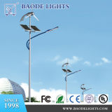 6m Steel 폴란드 40W LED Solar Wind Street Light (bdtyn-a3)