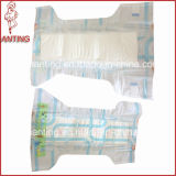 Breathable Backsheet Disposable Baby Diaper mit pp. Frontal Tape