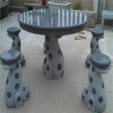 Granit normal découpant aménageant la pierre en parc