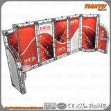 Braguero, braguero modificado para requisitos particulares braguero de aluminio de la etapa para la exposición