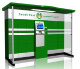 Cacifo Kiosk, Both Package Delivery e Receipt de Parcel do Auto-Service de Kmy, Payment System