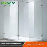 Portello Walk-in di alluminio dell'acquazzone del portello per la stanza da bagno