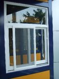 Aluminium/aluminium Windows coulissant dans As2047 normal