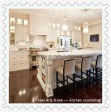 Granito polido, mármore, pedra de quartzo bancada de cozinha e banheiro