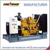 conjunto de generador insonoro del gas de la pequeña potencia 40kw