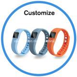 Fitbitのカスタム腕時計のスマートなブレスレット