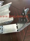 De climatisation d'accessoires de conduit d'air d'amortisseur roulis carré de contrôle du volume de flux d'air automatiquement formant la machine Singpore