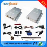 Perseguidor do GPS do caminhão do carro de Topshine Gapless para a segurança do carro da gerência da frota
