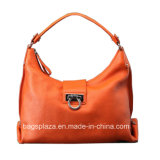 Hobo de couro Bgascustomized Bagsmd6062 de couro das senhoras da forma dos sacos de ombro 100%Genuine
