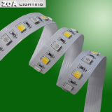 Nuevo RGB+White+Warm White LED Strip con CE, RoHS y ETL