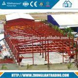 Edificios porta de la estructura de acero del marco ISO9001