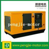 Cummins fait chinois stigmatisent le générateur diesel silencieux avec à faible bruit