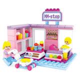 Brinquedo inteligente do bloco de apartamentos de DIY (H0268549)