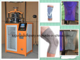 고속 3 색깔 의학 붕대 뜨개질을 하는 기계장치