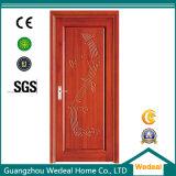 Porte en bois de Chambre pour la pièce intérieure avec la qualité à extrémité élevé (WDP5013)