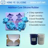 Silicone liquido Rubber per Soap Molding
