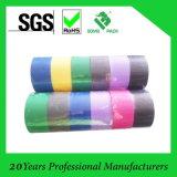 Bande de empaquetage adhésive colorée d'emballage de bande de BOPP