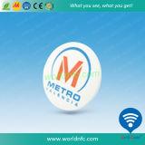 Símbolo del metro de la tarjeta de la frecuencia intermedia S50 1k 13.56MHz RFID
