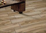 telha de assoalho de madeira 150*820 da grão do Inkjet 3D Rda18012