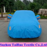 Color solido Car Cover di Polyester 100% High Waterproof Fabric