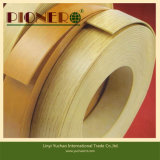 PVC en bois de Grain Natural Color Edge Banding pour Imdia