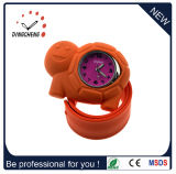 Schiaffo Watch Silicon Detachable Quartz Watch con Silicone Band (DC-704)
