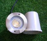 ステンレス鋼6Wのクリー族の穂軸LEDの地下の点ライト(JP821086)