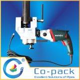 Macchina di smussatura elettrica automatica del tubo di vapore