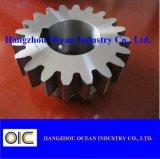 Engranaje de estímulo de acero de la talla estándar