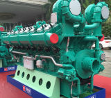 2250kVA, 2500kVA, generatore diesel 0.4kv, 6kv, 11kv di 2750kVA Cina Yuchai