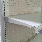 Amerikanisches Art-Einzelhandelsgeschäft-Gondel-Fach mit MDF-Rückplatte