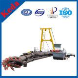 De Baggermachine van de Zuiging van de snijder voor Verzekerde de Kwaliteit van de Mijnbouw van het Zand van de Rivier