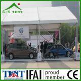 車展覧会のためにテントを広告する屋外のイベント