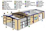 Дом хранилища стальной структуры низкой стоимости хорошего качества Prefab