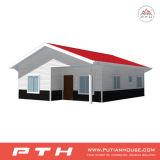 Дом виллы высокого качества светлая стальная для живущий дома