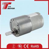 малая электрическая зацепленная DC еда мотора подвергает части механической обработке двигателя