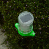 Farbige Garten-Solarlampe der Rasen-Lampen-LED
