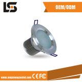 Fabricación industrial de aluminio de la cubierta de la lámpara de la bahía de la alta calidad LED alta