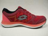 中国の良質の方法印刷の赤いスポーツの靴