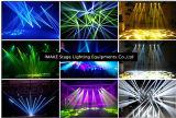 단계 점화를 위한 LED 광속 반점 이동하는 맨 위 빛