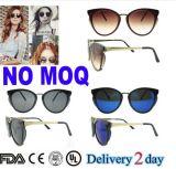Gli occhiali da sole dell'occhio di gatto 2016 donne comerciano gli occhiali da sole all'ingrosso con Lense polarizzato