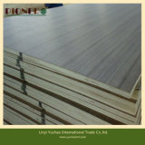 1220*2440*18mm Melamine Plywood met Wooden Grain