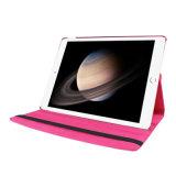 Litschi Grain Rotation Flip Auto Sleep Tablet Fall für iPad