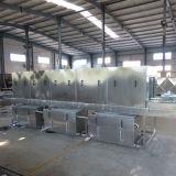 Lavatrice di plastica industriale del cestino