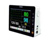 8 монитор Multi-Parameter индикации дюйма TFT терпеливейший