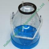 Do espaço livre grande de uma capacidade de 32 litros cubeta plástica do balde de leite