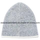 Леди двухцветных высшего сорта чистого кашемира Hat A16wa2-001