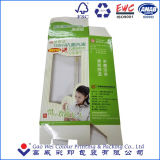 包装の紙箱、PVC Windowsが付いている優秀な紙箱