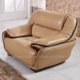 Sofa en cuir moderne européen (896)